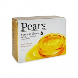 Pears pure and gentle