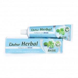 Dabur basil toothpaste