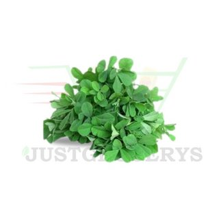 Fresh fenugreek/methi leaves