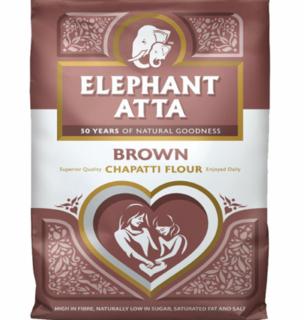 Elephant atta brown flour