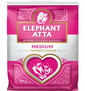 Elephant atta medium
