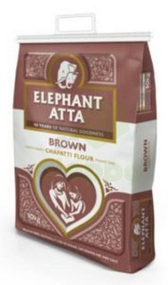Elephant atta brown
