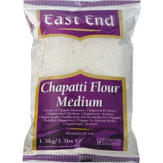 East end chapatty flour