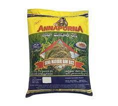 Annapoorna 20kg sonamasoori rice