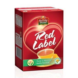 Brook bond red label tea